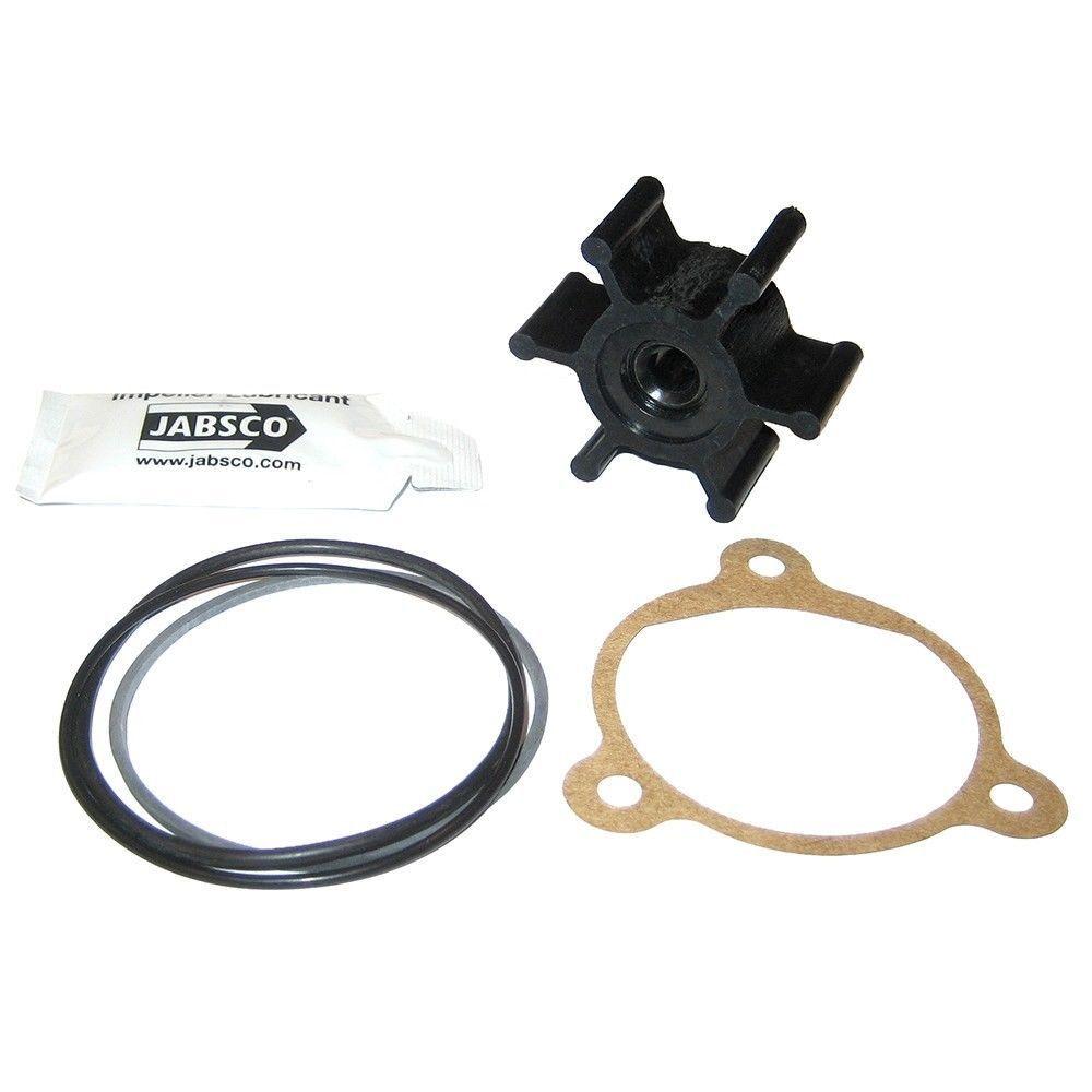 Jabsco Neoprene Impeller Kit w//Cover 6303-0001-P 6-Blade Gasket or O-Ring