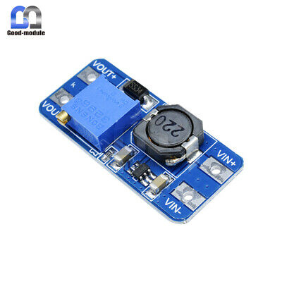 2a Mt3608 Dc-dc Step Up Power Apply Module Booster Power Module For Arduino