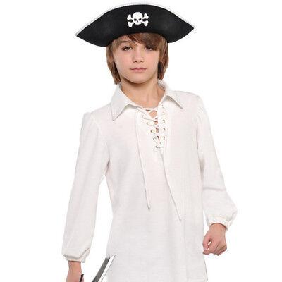 Pirate Shirt Child Costume Accessory