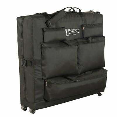 Master Massage Universal Wheeled Massage Table Carry Case, 1