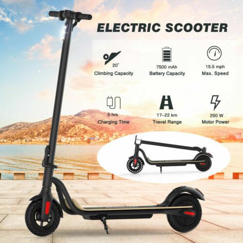 Megawheels S10 7,5Ah Elektroroller Cityroller Faltbar Tretroller Mit Licht