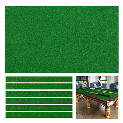 Worsted Fast Speed Pool Table Felt Billiard Cloth for 7 8 9 Foot Table w/ Strips Billiard Table Felt Cloth