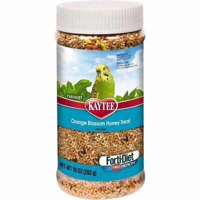 - Kaytee Forti-Diet Pro Health Parakeet Orange Blossom Honey Jar10oz Free Shipping