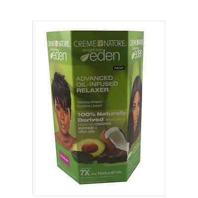 Creme of Nature Straight from Eden Relaxer System Hair Type B, 1 ea