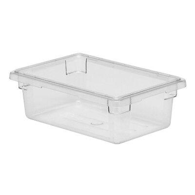 Cambro 12189cw135 4.75 Gallon Polycarbonate Food Storage Camwear Box Case Of 6