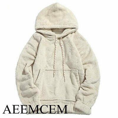 AEEMCEM Women Fleece Casual Pullover Hoodie Winter Warm Skateboard Sweatshirts Fleece Winter Pullover Sweatshirt