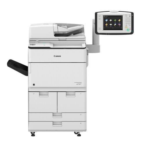 Canon Ir Advance 8585i A3 Mono Laser Copier Printer Scanner Mfp 85 Ppm 8505i