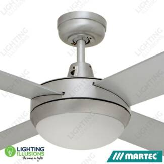 Martec Ceiling Fan and Light