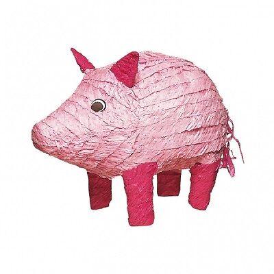 Pink Pig Party Pinata - Fun Games for Animal Parties - Kids Activities - Pig Pinata