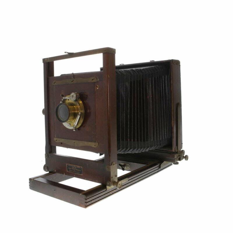 "Vintage Eastman View Camera 2-D 8x10"" - UG"