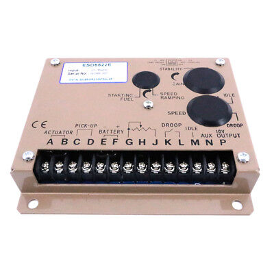 New Engine Governor Speed Control Esd5522e Speed Controller