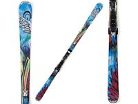 Nordica Fire Arrow All Mountain 186cm Skis
