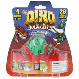 Dino Magic - Dino Quest Egg: Brand New