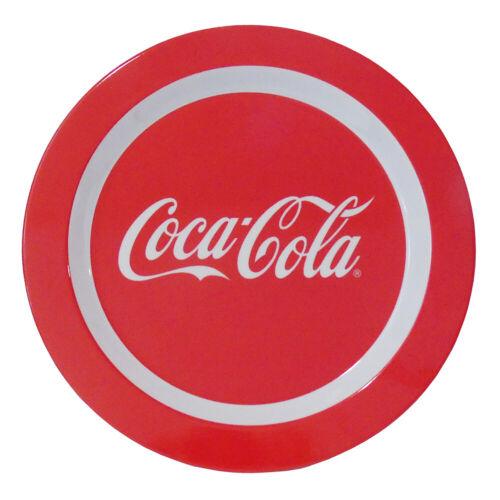 "Coca Cola 10.5"" Dinner Plate"