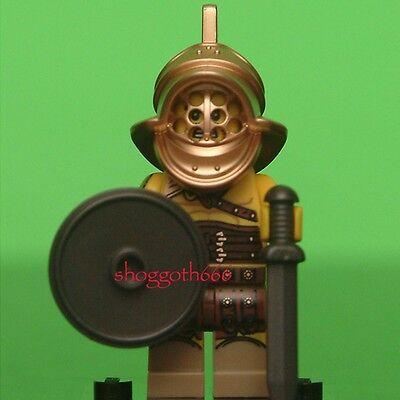 LEGO MINIFIG MINIFIGURE SERIES 5 GLADIATOR MURMILLO SPARTAN WARRIOR SOLDIER