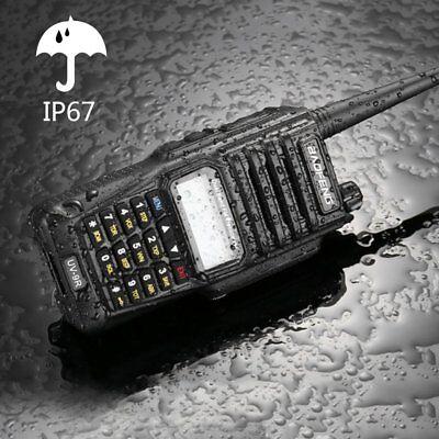 Baofeng UV-9R Walkie Talkie Portable Transceiver Two-way Radio Waterproof (Waterproof Transceiver)