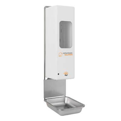 Sensorspender EURO-2 mit Halterung aus Edelstahl, für alle Flaschen bis 1000 ml
