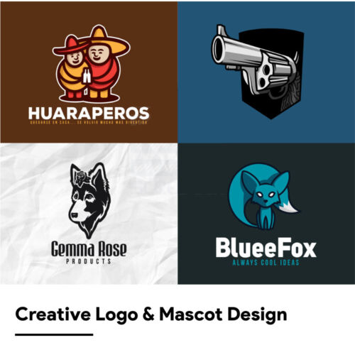 I will create a Professional Logo for your business