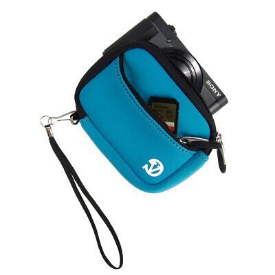 VanGoddy Small Compact Camera Sleeve Case Cover Bag For Canon Powershot IXUS190 for sale  Shipping to India