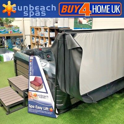 Easy Spa Hot Tub Cover Lifter -  Simple Assembly Durable Sunbeach Spas