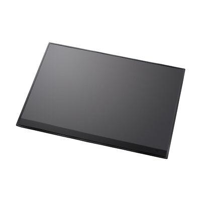 helit Schreibunterlage Schreibtischunterlage Schreibauflage PVC 63x50cm schwarz