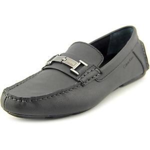 cb31ba62ee7 Calvin Klein Magnus Men US 10.5 Black MOC Loafer Pre Owned 1687 for ...