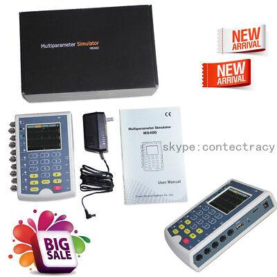 Portable Multi-parameter Patient Simulatorecgrespirationtemperatureibpms400