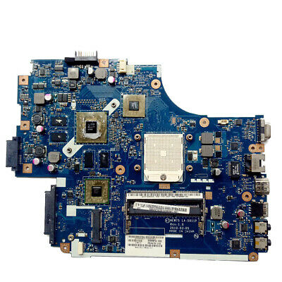 motherboard for For ACER ASPIRE 5551G 5552G NEW75 LA-5911P REV:1.0 mainboard