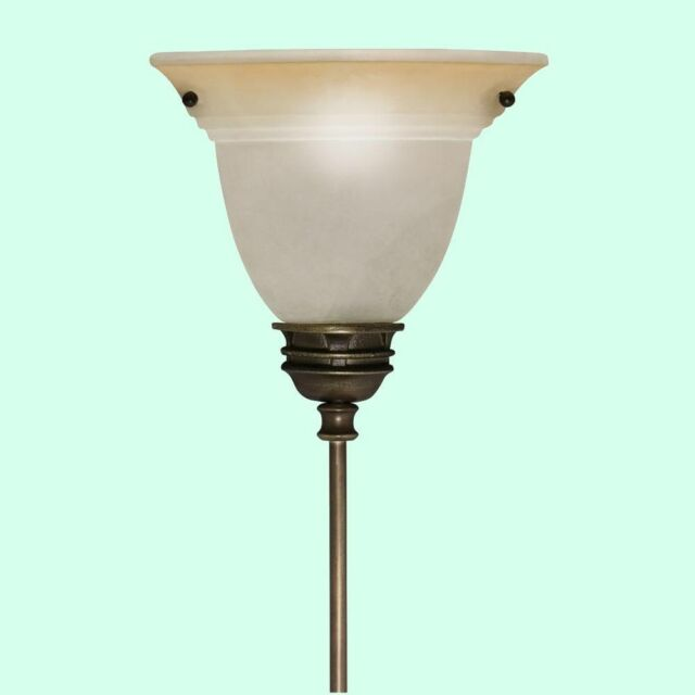 plug in corner wall lamp bronze sconce 3 ft cord champagne marble. Black Bedroom Furniture Sets. Home Design Ideas