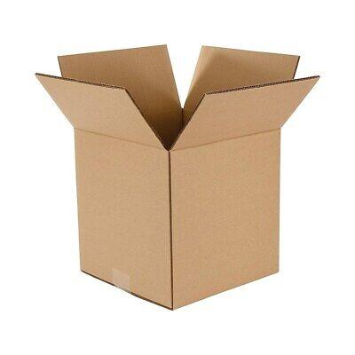 Staples 10 X 10 X 10 Shipping Boxes Double Wall Kraft 15bundle 690505