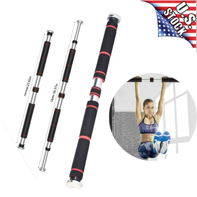 Horizontal Bar Indoor Door Punch-free Pull-ups Home Fitness Equipment - $16.14