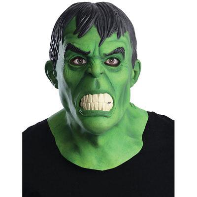 Adult Hulk Overhead Halloween Mask (Hulk Mask)