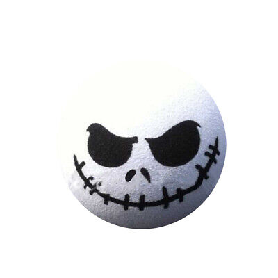 Auto City Halloween 2019 (1X Halloween Skull Car Antenna Topper Aerial Ball car Accessories Decoration)