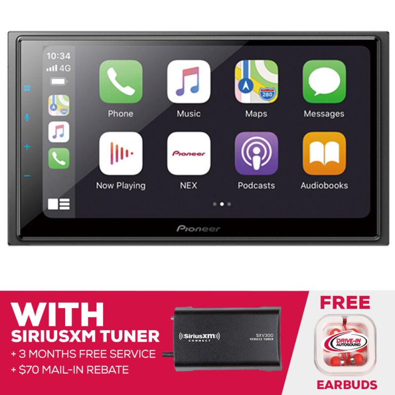 "Pioneer DMH-W4660NEX 6.8"" Mechless Digital Media Receiver & SiriusXM Tuner"