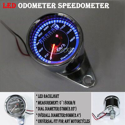 Odo Speedometer Gauge For Honda Shadow ACE Phantom Aero VLX VT 1100 750 600
