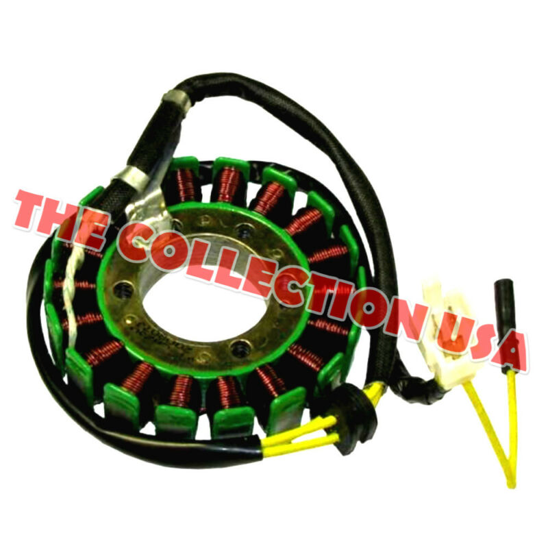 RACING TUNED MAGNETO STATOR 18 COIL POLE  FOR 250 CC SCOOTER MOPED ATV GO KART