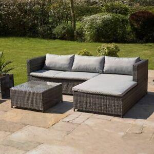 plastic rattan garden furniture ebay rh ebay co uk
