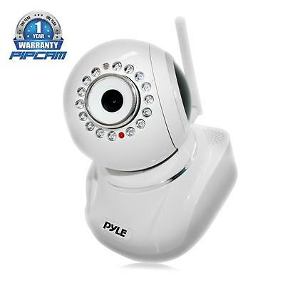 Pyle Pipcamhd82wt Wireless Ip Wi-fi Security Surveillance...
