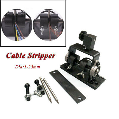 Copper Wire Stripping Machine Cable Peeling Stripper Cable Recycling Tool Manual