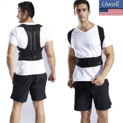back shoulder brace belt back posture correction
