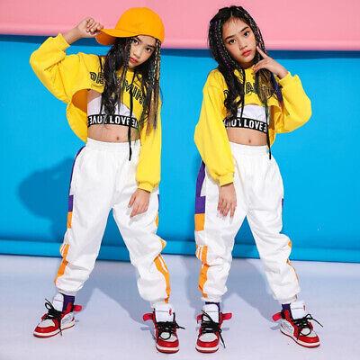 Kinder Jazz Hip-Hop Dancewear Kindertanz Mädchen Camouflage - Hip Hop Kostüm Kinder