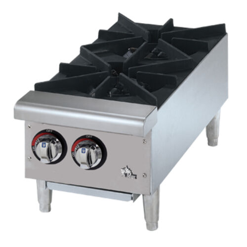 Star 602hf Countertop Gas 2 Burner Hot Plate