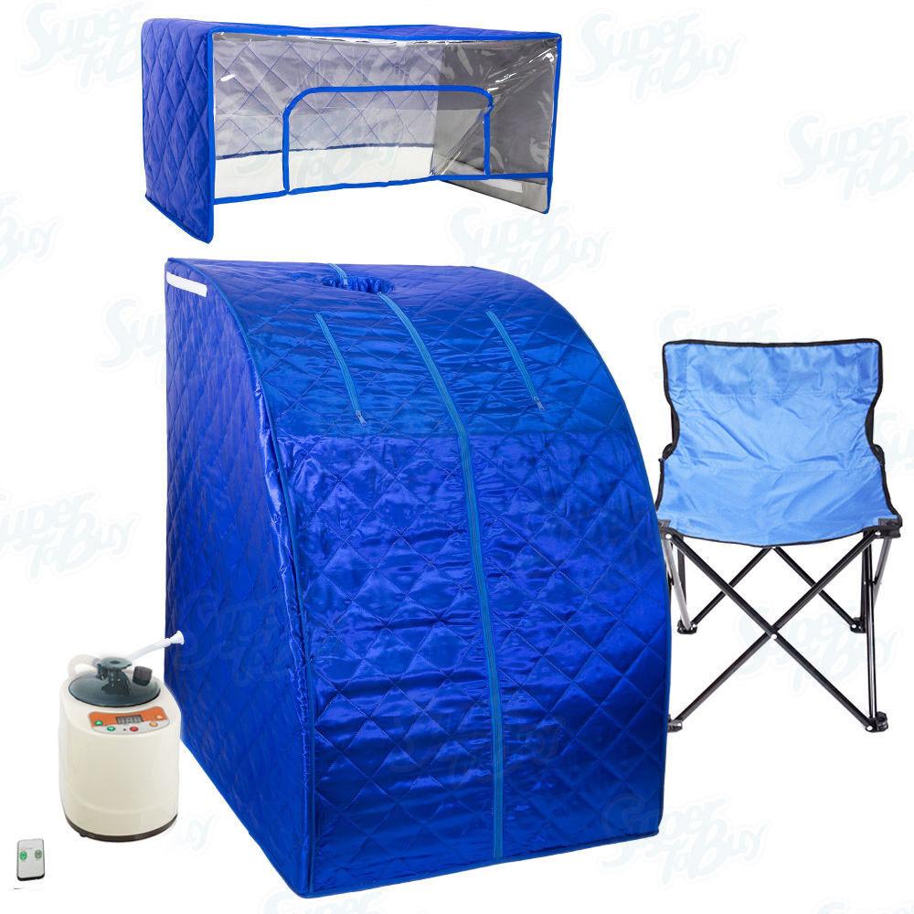Kawachi Arch Spa Slepping Steam Personal Home Therapeutic Portable Sauna Spa I68