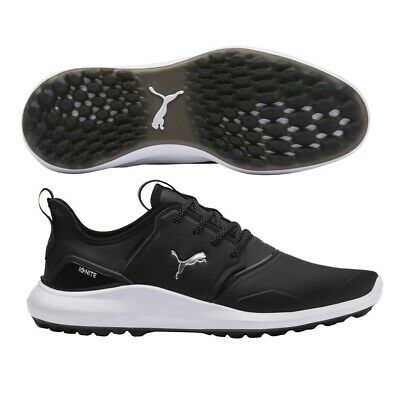 Puma Golf Ignite NXT Pro Golf Shoes Black Or White 192401 02 03