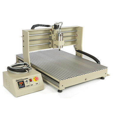 Usb 3axis Cnc 6090 Router Engraver Engraving Woodworking Carving Milling Machine