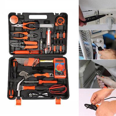 35pcs Professional Household Electric Tools Set Diy All-purpose Tool Set Kit Box