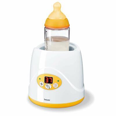 Beurer Babykost- Y Calienta Biberones By 52 Función para Mantener Pantalla LED