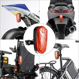 GPS Tracker pour Velo Moto Bicycle Tail Light GSM Security Alarm Anti Theft