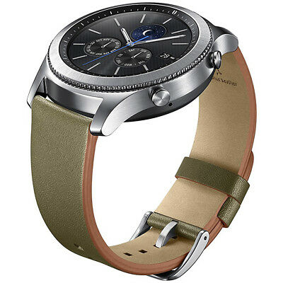 Samsung Gear S3 Classic Leather Band for Gear S3 Classic & Frontier - Olive
