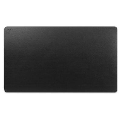 Nekmit Leather Desk Blotter 36x20 Black